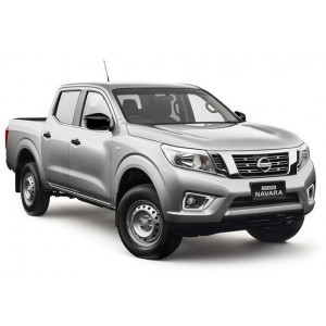 Příčníky Thule WingBar Evo Nissan Navara Double Cab 2015-