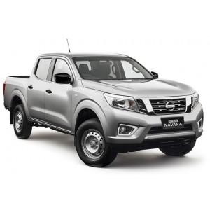 Příčníky Thule Evo Nissan Navara Double Cab 2015-