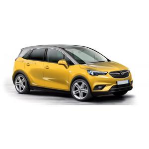 Příčníky Thule WingBar Evo Opel Crossland X SUV 2017- bez podélníků