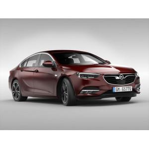 Příčníky Thule WingBar Evo Black Opel Insignia Grand Sport hatchback 2017-
