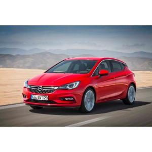 Příčníky Thule Evo Opel Astra 2016-