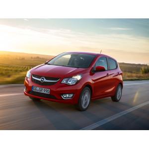 Příčníky Thule Evo Opel Karl 2015-