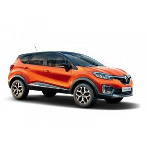 Příčníky Thule WingBar Evo Renault Captur 2013-