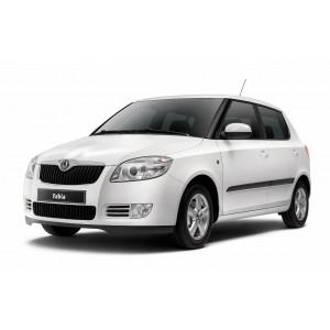 Příčníky Thule Evo Škoda Fabia II 2007-2014