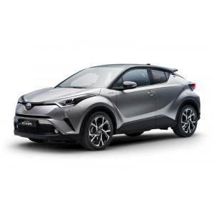 Příčníky Thule Evo Toyota C-HR Coupe 2017-