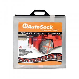 Textilní sněhové řetězy AutoSock velikost AF24