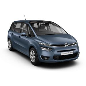 Příčníky Thule Evo Citroën C4 Grand Picasso 2014-
