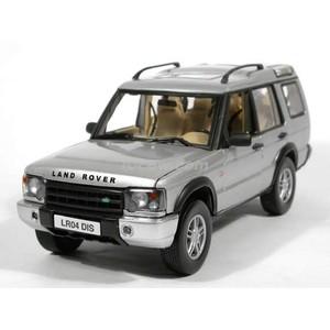Příčníky Land Rover Discovery 04- s podélníky Aero