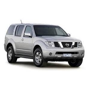 Příčníky Nissan Pathfinder 05-