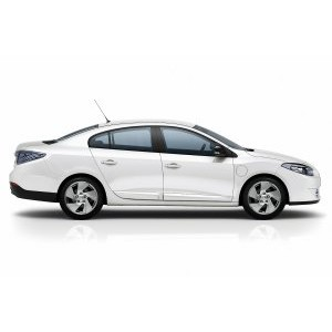 Příčníky Renault Fluence 09-