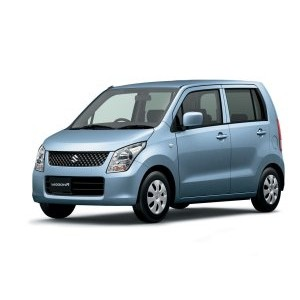 Příčníky Suzuki Wagon R 08- Aero
