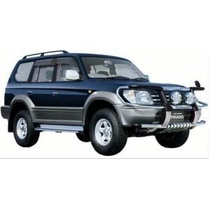 Příčníky Toyota Land Cruiser Prado 09- s podélníky