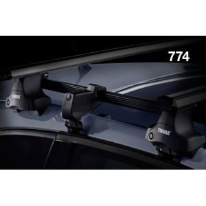 Adaptér střešního nosiče Thule 774 pro 3 dv. Vozidla