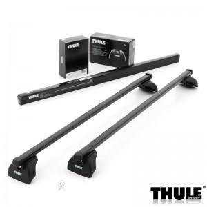 Příčníky Thule 753 + 762 + kit