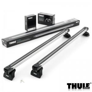 Příčníky Thule 753+893+kit