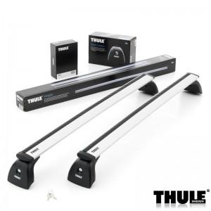 Příčníky Thule 751 + 962 + kit