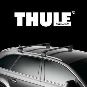 Příčníky Thule 751 + 962B + kit