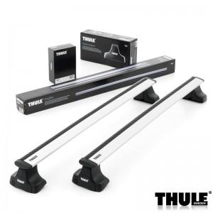 Příčníky Thule 754 + 963 + kit