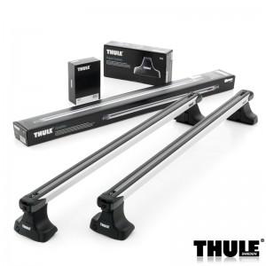 Příčníky Thule 754 + 893 + kit