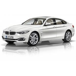 Příčníky BMW 4 Gran Coupé 14- s pevnými body Aero