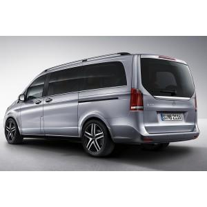 Příčníky Mercedes-Benz Vito 15- s podélníky