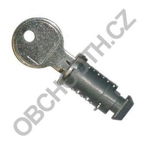 Zámek s klíčem Thule N056