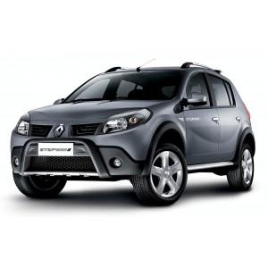 Příčníky Dacia Sandero Stepway 09- s podélníky