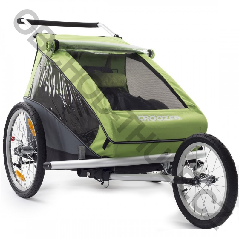 croozer kid for 1 2015 green obchod thule cz. Black Bedroom Furniture Sets. Home Design Ideas