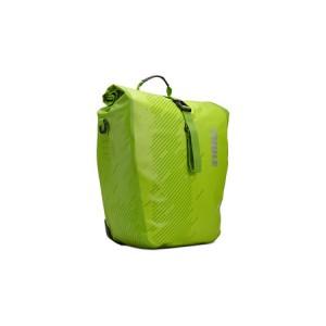 Velká postranní cestovní brašna Shield Chartreuse Thule Pack 'n Pedal 100063