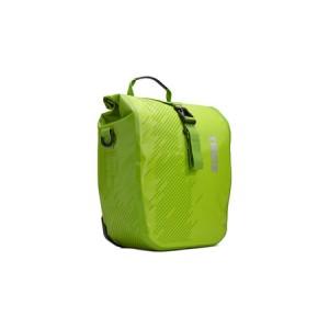 Malá postranní cestovní brašna Shield Chartreuse Thule Pack 'n Pedal 100067