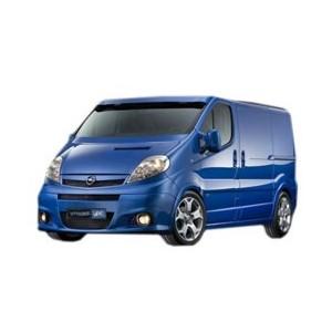 Nosič Opel Vivaro CAB s pevnými body 01-06
