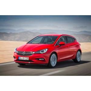 Příčníky Opel Astra 16-