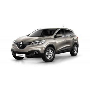 Příčníky Renault Kadjar 15- Aero