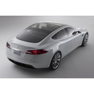 Příčníky Tesla S 15- s pevnými body (prosklená střecha)