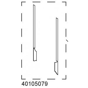 Suchý zip na horní rám 40105079