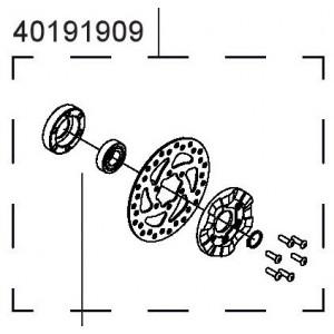Disk L/R 40191909