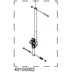 Zadní rám LH 40105002