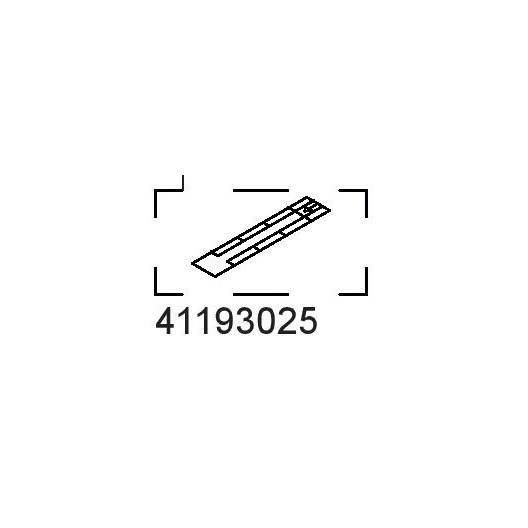 Hmotnostní nálepka odpružení 41193025