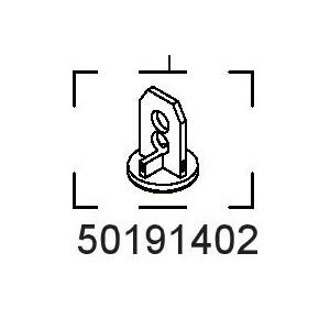 """Koncovka kulatá 3/4"""" 50191402"""