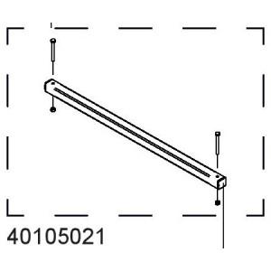 Příčná výztuha odpružení DBL 40105021