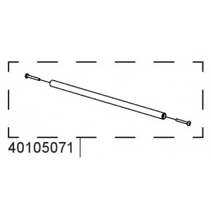 Rám horního sedadla Corsair 2 40105071