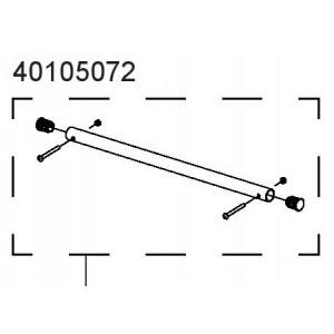 Rám zadního sedadla Corsair 2 40105072