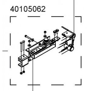 Odpružení uchycení LH 40105062