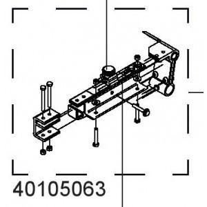 Odpružení uchycení RH 40105063