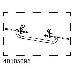 Přední U-rám Corsair 1 40105095