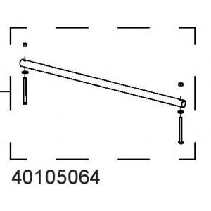 Kotvící trubka sedadla Corsair 2 40105064