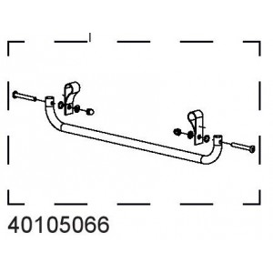 Přední U-rám pro Corsair 2 40105066