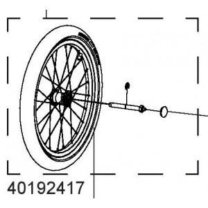 """Kolo Schwalbe 50mm 18"""" 40192417"""