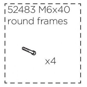 Šroub M6x40 52483