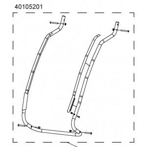 Horní rám 40105201